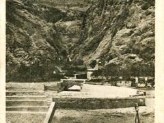 Aden Tanks Seepoststempel