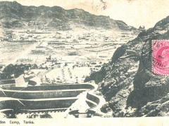 Aden Camp Tanks