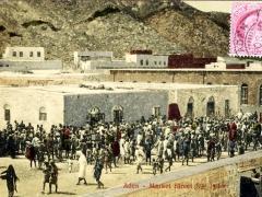 Aden Market Street