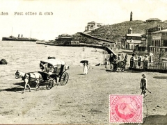 Aden Post office and club