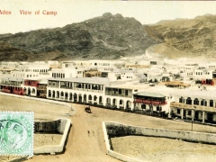 Aden View of Camp
