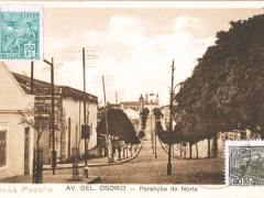 Av Gel Osorio Parahyba do Norte