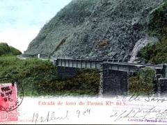 Estrada de ferro do Parana Klm 61 5