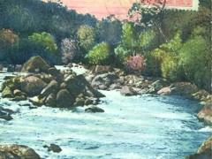 Brasilien Flusslauf