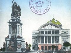 Mandos Theatro com Monumento