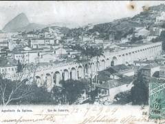 Rio de Janeiro Aqueducto da Oariocs