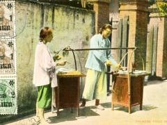Chinese Food Peddler