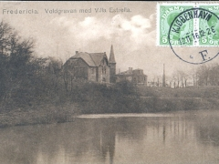 Fredericia Voldgraven med Villa Estrella