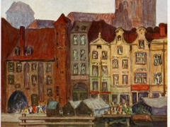 Fischmarkt mit Johanniskirche