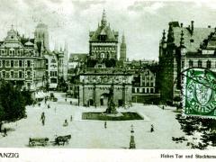 Hohes Tor und Stockturm