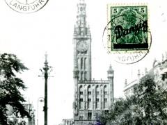 Langemarkt mit Rathaus