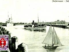 Neufahrwasser Hafen