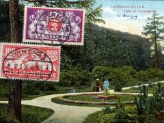Olivia Luftkurort Partie am Schlossgarten