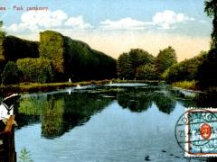 Oliwa Park zamkowy