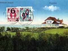 Zoppot Ostseebad Bergschloss