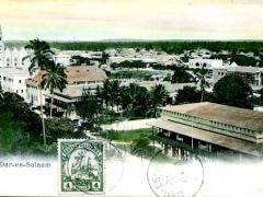 Dar es Salaam Ansicht