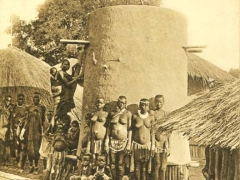 Getreidespeicher der Wangonileute