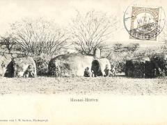 Massai Hütten
