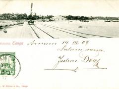 Tanga Hafenbild