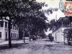 Tanga Marktstrasse