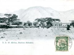 Abbabis-Station
