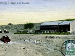 Schmiede in Gibeon