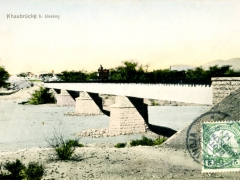 die Khaubrücke bei Usakos