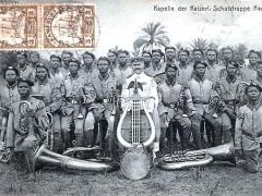 Kapelle-der-Kaiserl-Schutztruppe-Kamerun