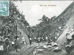 Bau der Nordbahn