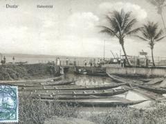 Duala Hafenbild