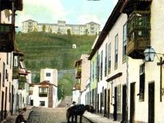 Seepost Hamburg Westafrika XLV Tenerife Puerto Orotava y Grand Hotel