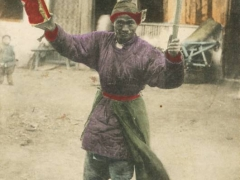 Chinese Juggier
