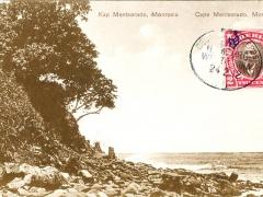 Liberia Monrovia Kap Mentsorado Seepoststempel
