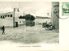 Casablanca Consulat de France