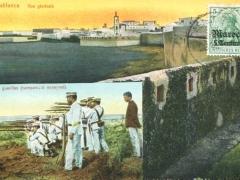 Casablanca Feu des guerillas