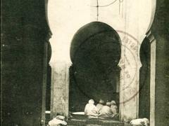 Interieur de Mosquee