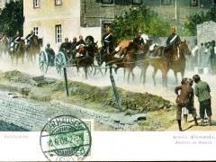 Armee allemande Ausrücken