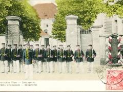 Deutsches Heer Infanterie