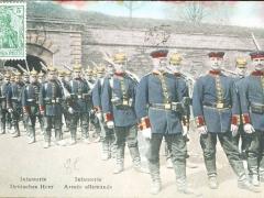 Infanterie Deutsches Heer