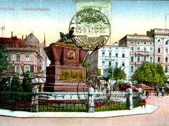 Breslau Tauentzienplatz