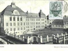 Königshütte Königliche Oberrealschule Insurgentenausgabe