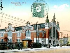 Königshütte Markthalle