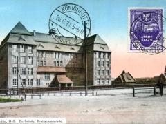 Königshütte OS Ev Schule Gneisenaustrasse Insurgentenausgabe