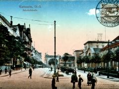 Kattowitz Bahnhofstrasse