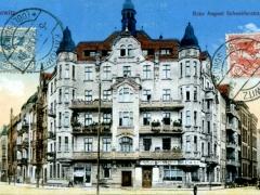 Kattowitz Ecke August Schneiderstrasse