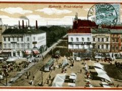 Kattowitz-Friedrichsplatz