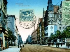 Kattowitz Grundmannstrasse