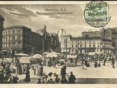 Kattowitz Friedrichplatz