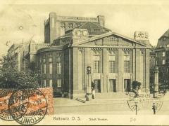 Kattowitz Stadttheater