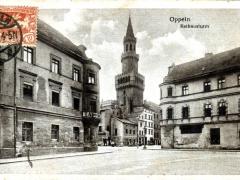 Oppeln Rathausturm